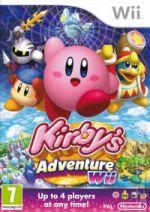 Hra pre Nintendo Wii Kirbys Adventure