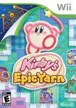 Hra pre Nintendo Wii Kirbys Epic Yarn