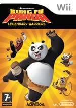 Hra pre Nintendo Wii Kung Fu Panda: Legendary Warriors