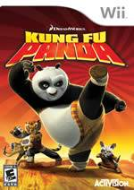 Hra pre Nintendo Wii Kung Fu Panda