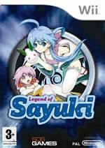 Hra pre Nintendo Wii Legend of Sayuki