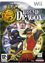 Hra pre Nintendo Wii Legend of the Dragon