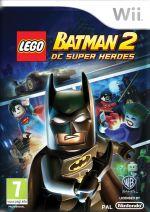 Hra pre Nintendo Wii LEGO Batman 2: DC Super Heroes