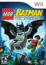 Hra pre Nintendo Wii LEGO Batman: The Videogame