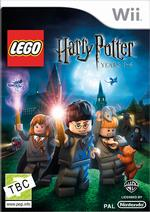 Hra pre Nintendo Wii LEGO Harry Potter: Years 1-4