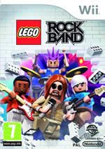 Hra pre Nintendo Wii LEGO Rock Band