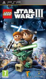 Hra pro PSP LEGO Star Wars III: Clone Wars