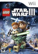 Hra pre Nintendo Wii LEGO Star Wars III: Clone Wars