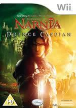 Hra pre Nintendo Wii Letopisy Narnie: Princ Kaspian