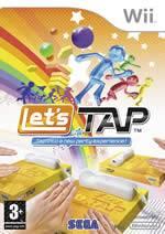 Hra pre Nintendo Wii Lets Tap