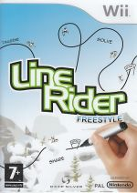 Hra pre Nintendo Wii Line Rider Freestyle