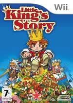Hra pre Nintendo Wii Little Kings Story