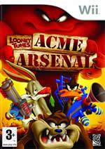 Hra pre Nintendo Wii Looney Tunes: Acme Arsenal