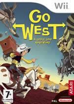 Hra pre Nintendo Wii Lucky Luke Go West