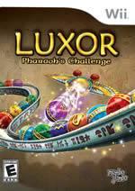 Hra pre Nintendo Wii Luxor: Pharaohs Challenge