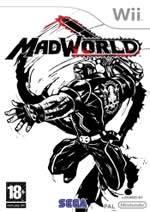 Hra pre Nintendo Wii MadWorld