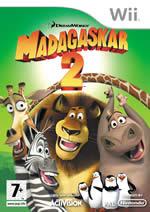 Hra pre Nintendo Wii Madagascar 2: Escape to Africa