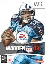 Hra pre Nintendo Wii Madden NFL 08