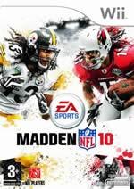 Hra pre Nintendo Wii Madden NFL 10