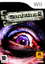 Hra pre Nintendo Wii Manhunt 2
