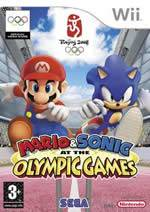 Hra pre Nintendo Wii Mario & Sonic at the Olympic Games
