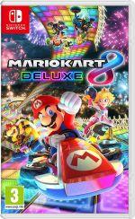 Mario Kart 8 Deluxe (SWITCH)