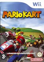 Hra pre Nintendo Wii Mario Kart + Volant