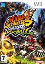 Hra pre Nintendo Wii Mario Strikers: Charged Football