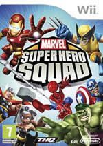 Hra pre Nintendo Wii Marvel: Super Hero Squad