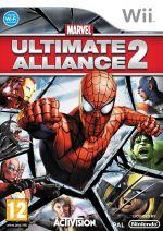 Hra pre Nintendo Wii Marvel Ultimate Alliance 2: Fusion
