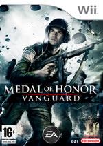 Hra pre Nintendo Wii Medal of Honor: Vanguard