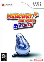 Hra pre Nintendo Wii Mercury Meltdown Revolution