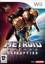 Hra pre Nintendo Wii Metroid Prime 3: Corruption