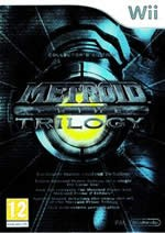 Hra pre Nintendo Wii Metroid Prime Trilogy