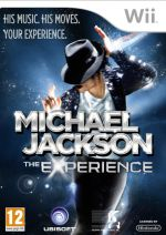 Hra pre Nintendo Wii Michael Jackson: The Game (Experience)