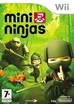 Hra pre Nintendo Wii Mini Ninjas