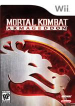 Hra pre Nintendo Wii Mortal Kombat: Armageddon