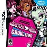 Hra pre Nintendo DS Monster High Ghoul Spirit