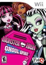 Hra pre Nintendo Wii Monster High Ghoul Spirit