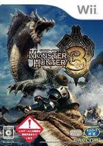 Hra pro Nintendo Wii Monster Hunter 3