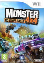 Hra pre Nintendo Wii Monster 4x4 Stunt Racer