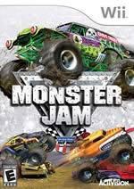 Hra pre Nintendo Wii Monster Truck Jam