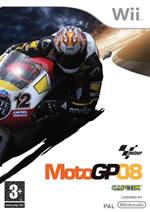 Hra pre Nintendo Wii Moto GP 08