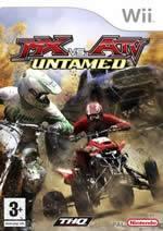 Hra pre Nintendo Wii MX vs. ATV Untamed