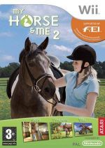 Hra pre Nintendo Wii My Horse and Me 2