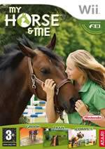 Hra pre Nintendo Wii My Horse and Me