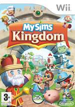 Hra pre Nintendo Wii Wii balíček (My Sims Kingdom + My Sims Agents)