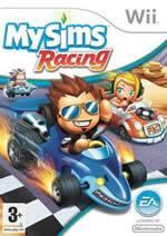 Hra pre Nintendo Wii My Sims Racing