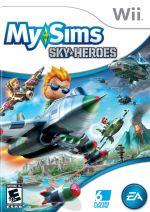 Hra pre Nintendo Wii MySims SkyHeroes