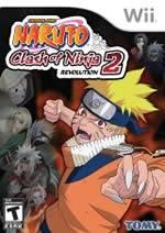 Hra pre Nintendo Wii Naruto: Clash of Ninja Revolution 2